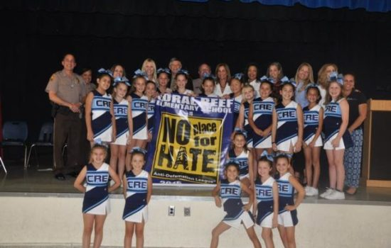 Coral Reef Elementary again a 'No Place for Hate' school