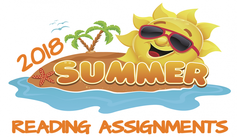 Summer READING Sssignments 2018